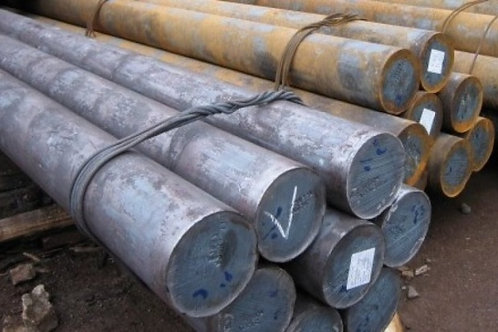 Круг 150 сталь 35 конструкционный горячекатанный ГОСТ 2590-2006 длиной 6 метров