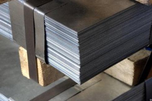 Лист 0,8х1250х2500 сталь 08кп холоднокатаный (прокат листовой х/к) ГОСТ 19904-90