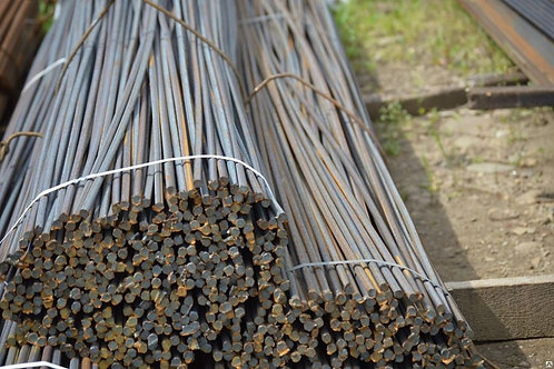 Катанка стальная диаметром 8 мм ст. 3пс/сп ГОСТ 30136-95 длиной 6 метров