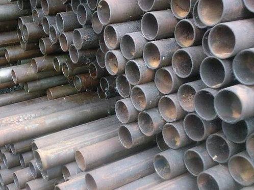 Труба эл.св 22х2 электросварная металлическая ст.3 ГОСТ 10704-91 длиной 6 метров