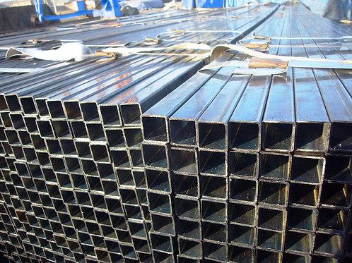 Труба 80х80х3 квадратная электросварная ГОСТ 8639; 30245-03 длиной 12 метров