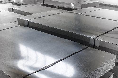 Лист 1,2х1250х2500 сталь 08кп холоднокатаный (прокат листовой х/к) ГОСТ 19904-90