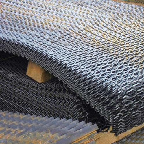 Лист ПВЛ 608, 608х1000х2000 просечно-вытяжной лист металлический ГОСТ 8706-78