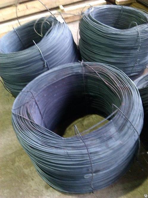 Катанка стальная горячекатанная диаметром 6,5 мм ст. 3пс ГОСТ 30136-95 в мотках