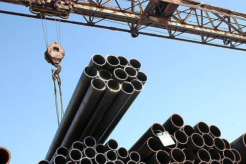Труба 108х5 ст.10 бесшовная горячедеформированная ГОСТ 8732-78 длина 3-9 метров