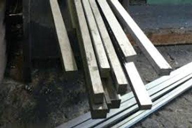 Полоса 20х12 сталь 45 калиброванная холоднокатанная ГОСТ 7417-75 длиной 6 метров