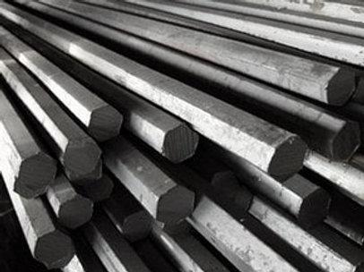 Шестигранник 36 стальной горячекатанный сталь 45 ГОСТ 2879-88 длиной 6 метров