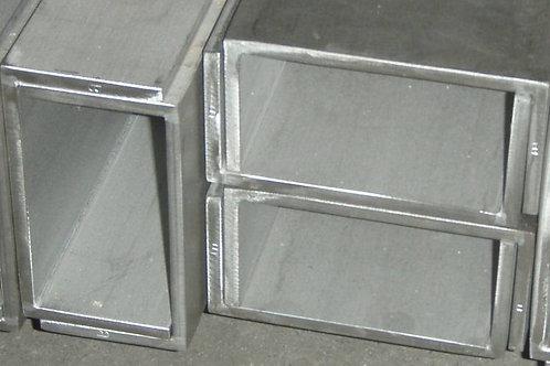 Швеллер 6,5П горячекатаный металлический ст. 3пс/сп ГОСТ8240-97 длиной 12 метров