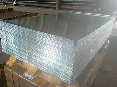 Лист 7х1500х6000 мм (г/к) стальной низколегированный ст. 09Г2С-12 ГОСТ 19903-74