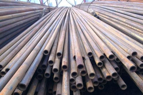 Труба ВГП Ду 15х2,8 сталь 3 сп. Труба водогазопроводная ГОСТ 3262 длина 6 метров