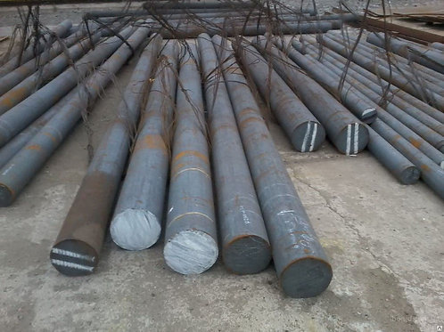 Круг 110 сталь 20 конструкционный горячекатанный ГОСТ 2590-2006 длиной 6 метров