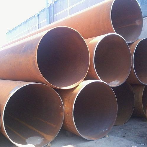 Труба бу 920х8 восстановленная с фаской из под пара, газа, нефти длина 9-12 м