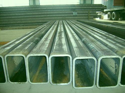 Труба 140х60х4 прямоугольная электросварная ГОСТ 8645; 30245 длиной 12 метров