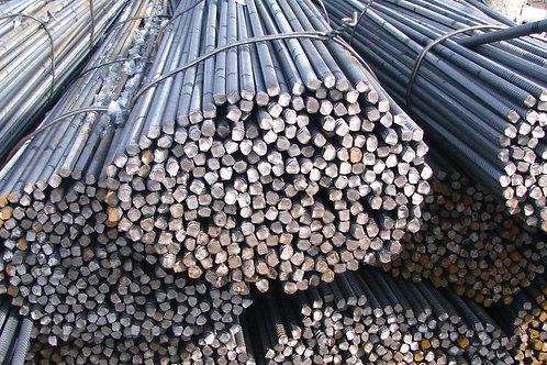 Катанка стальная диаметром 12 мм ст. 3пс/сп ГОСТ 30136-95 длиной 6 метров
