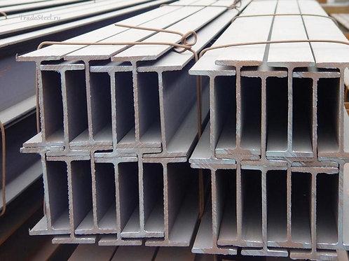 Балка двутавровая 25Б2 ст 3сп/пс АСЧМ 20-93 длина 12 метров