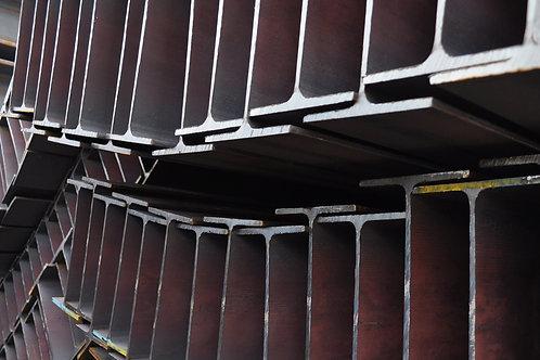Балка двутавровая 20К2 ст 3сп/пс АСЧМ 20-93 длина 12 метров