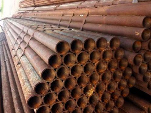 Труба 127х30 горячекатаная (г/к) ст. 20, бесшовная ГОСТ 8732 длина 3-12 метров