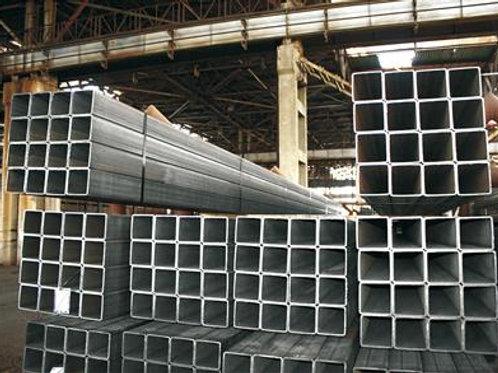 Труба 180х180х6 низколегированная сталь 09г2с ГОСТ 8639; 30245 длиной 12 метров