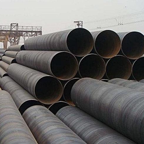 Труба бу 630х9 восстановленная с фаской из под пара, газа, нефти длина 9-12 м