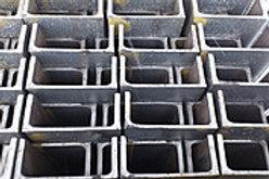 Швеллер гнутый 180x80x5 металлический сталь 3пс/сп ГОСТ 8278-83 длиной 12 метров