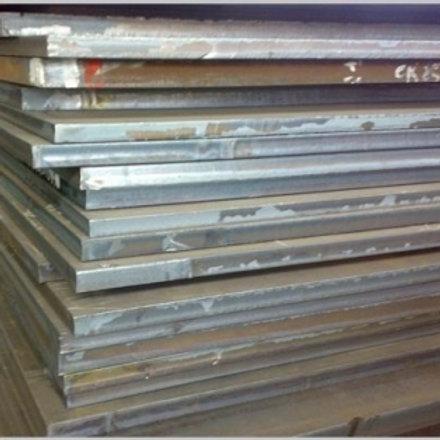 Лист 30х1500х6000 мм (г/к) стальной низколегированный ст. 09Г2С-12 ГОСТ 19903-74