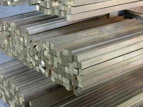 Квадрат 5х5 сталь 10 калиброванный холоднокатанный ГОСТ 7417-75 длиной 6 метров