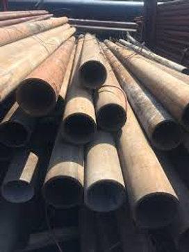 Труба б/у 114х8, Труба бу лежалая (пар,газ,нефть,вода) длина 4-12 метров