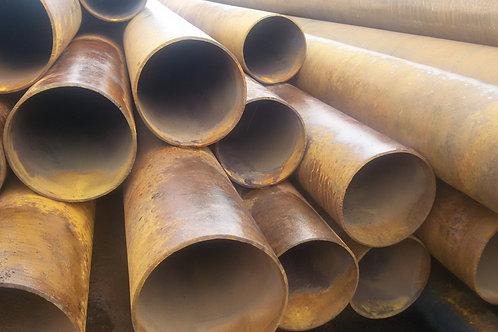 Труба б/у 377х5, Труба бу лежалая (пар,газ,нефть,вода) длина 4-12 метров