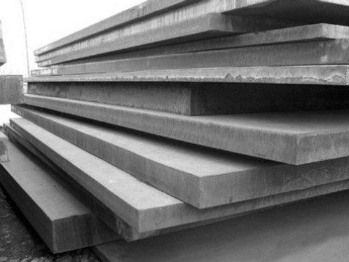 Лист 60х1500х5900 мм (г/к) стальной низколегированный ст. 09Г2С-12 ГОСТ 19903-74