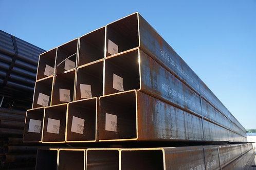 Труба 140х140х6 низколегированная сталь 09г2с ГОСТ 8639; 30245 длиной 12 метров