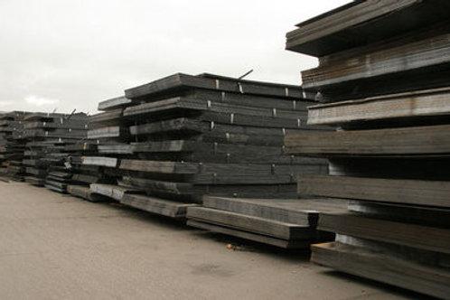 Лист 16х1500х6000 мм (г/к) стальной горячекатанный сталь 3 СП/ПС ГОСТ 19903-74