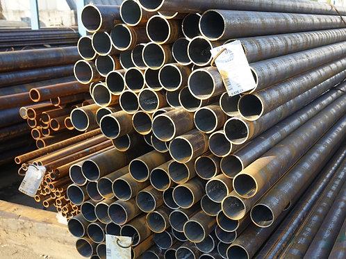 Труба эл.св 57х3,5 электросварная металлическая ст3 ГОСТ10704 длиной 10,5 метров