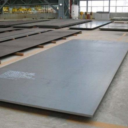 Лист 80х1250х2500 мм (г/к) стальной низколегированный ст. 09Г2С-ГС ГОСТ 19903-74