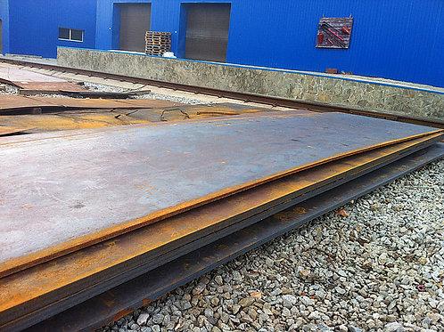 Лист 20х2000х6000 мм (г/к) стальной низколегированный ст. 09Г2С-15 ГОСТ 19903-74