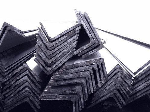 Уголок стальной неравнополочный 100x63x8 ст 3пс/сп ГОСТ 8510-86 длиной 12 метров