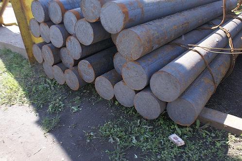 Круг 230 стальной горячекатанный сталь 3ПС/СП ГОСТ 2590-2006 длиной 6 метров