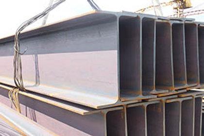 Балка 55 Б1 катанная низколегированная ст 09Г2С длина 12 метров