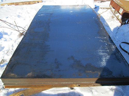 Лист 2х1250х2500 мм (г/к) стальной низколегированный ст. 09Г2С ГОСТ 19903-74
