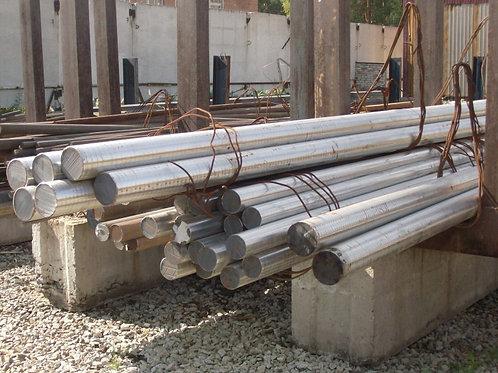 Круг 140 сталь 20 конструкционный горячекатанный ГОСТ 2590-2006 длиной 6 метров