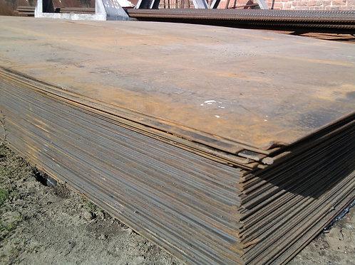 Лист 9х1500х6000 мм (г/к) стальной горячекатанный сталь 3 СП/ПС ГОСТ 19903-74