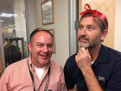 Michael & James Holiday Mischief