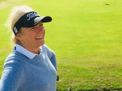 Happy Golfer