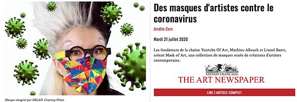 The Art NewsPaper Mask Of Art.png