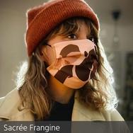 sacree frangine mask of art sidaction.jp