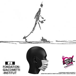 visuel alberto giacometti homme mask of