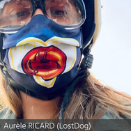 aurele ricard lostdog mask of art le ref