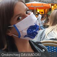 Odonchimeg Davaadorj mask of art.png