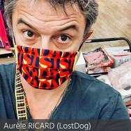 rele ricard lostdog mask of art sidactio