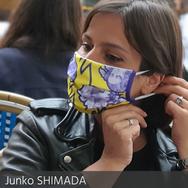 Junko SHIMADA mask of art.png
