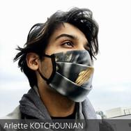 arlette kotchounian mask of art sidactio